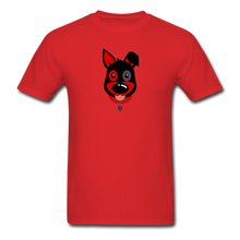 Load image into Gallery viewer, Happy Puppy T-Shirt - red