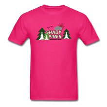 Load image into Gallery viewer, Shady Pines Golden Girls T-Shirt - fuchsia