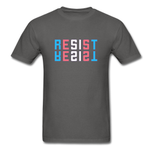 Load image into Gallery viewer, Resist T-Shirt - charcoal
