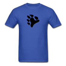 Load image into Gallery viewer, Bear Claw T-Shirt - royal blue