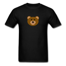 Load image into Gallery viewer, Cute Bear T-Shirt - black