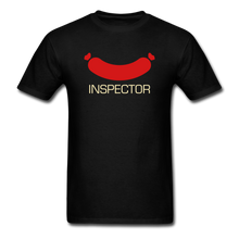 Load image into Gallery viewer, Wiener Inspector Men's T-Shirt - black