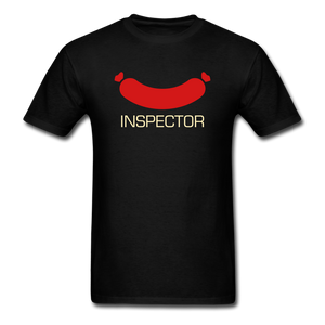 Wiener Inspector Men's T-Shirt - black