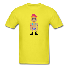 Load image into Gallery viewer, Circuit Daddy T-Shirt - yellow