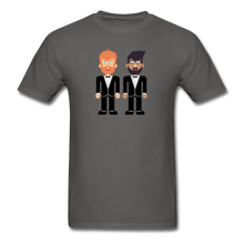 Load image into Gallery viewer, The Happy Couple T-Shirt - charcoal