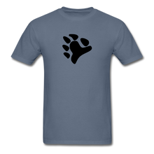 Load image into Gallery viewer, Bear Claw T-Shirt - denim