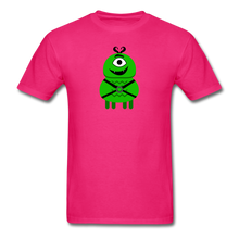 Load image into Gallery viewer, Alien Daddy T-Shirt - fuchsia