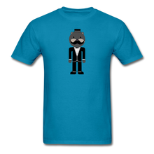 Load image into Gallery viewer, Formal Otter T-Shirt - turquoise