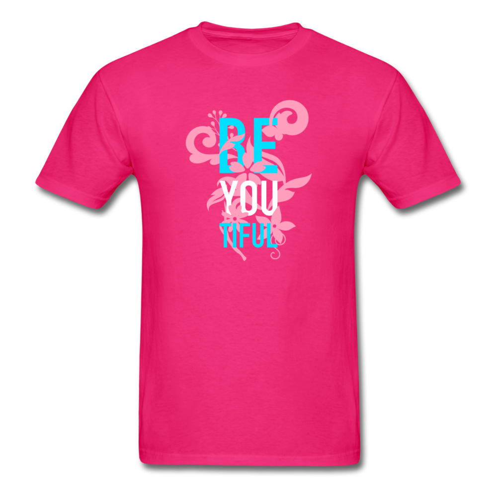 Be You Tiful Transgender Pride Flag Colors - BravoPapa Clothing