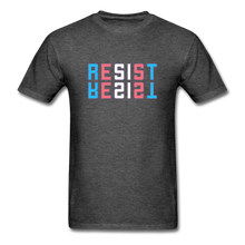 Load image into Gallery viewer, Resist T-Shirt - heather black
