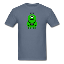 Load image into Gallery viewer, Alien Daddy T-Shirt - denim
