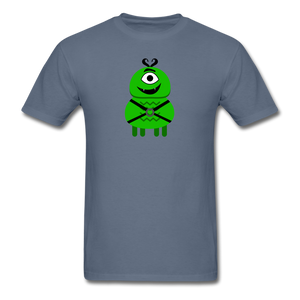 Alien Daddy T-Shirt - denim