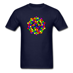 Kaleidoscope Pride  T-Shirt - BravoPapa Clothing