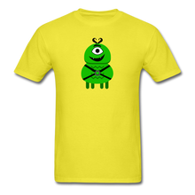 Load image into Gallery viewer, Alien Daddy T-Shirt - yellow