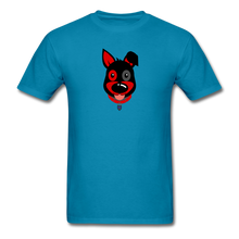 Load image into Gallery viewer, Happy Puppy T-Shirt - turquoise