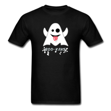 Load image into Gallery viewer, Boo-kake Halloween T-Shirt - black