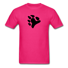 Load image into Gallery viewer, Bear Claw T-Shirt - fuchsia