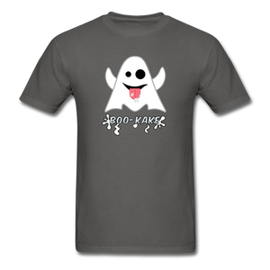 Boo-kake Halloween T-Shirt - BravoPapa Clothing