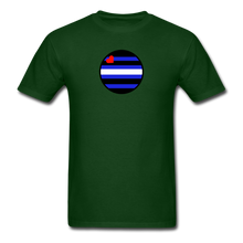 Load image into Gallery viewer, Leather Pride T-Shirt - forest green