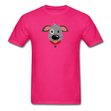 Load image into Gallery viewer, Puppy Power Pride T-Shirt - fuchsia