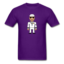 Load image into Gallery viewer, Sailor Boy Men's T-Shirt - purple