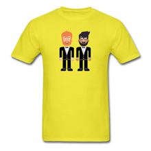 Load image into Gallery viewer, The Happy Couple T-Shirt - yellow