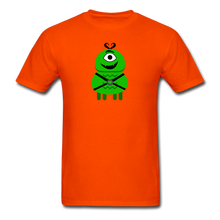 Load image into Gallery viewer, Alien Daddy T-Shirt - orange
