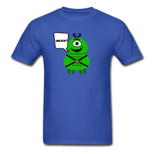 Load image into Gallery viewer, Flirty Alien T-Shirt - royal blue