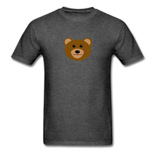 Load image into Gallery viewer, Cute Bear T-Shirt - heather black