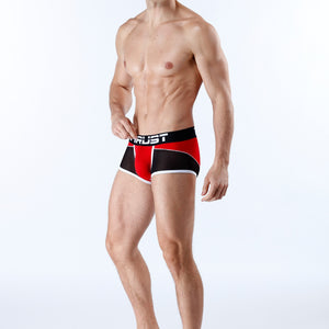 Thrust Boxer Brief Red