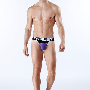 Thrust Jockstrap Purple