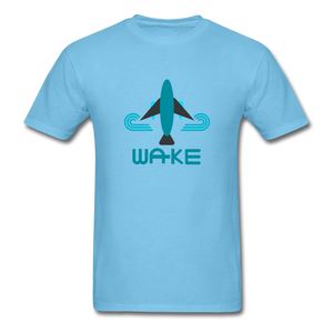 Airplane Wake AvGeek T-Shirt - BravoPapa Clothing