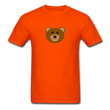 Load image into Gallery viewer, Cute Bear T-Shirt - orange