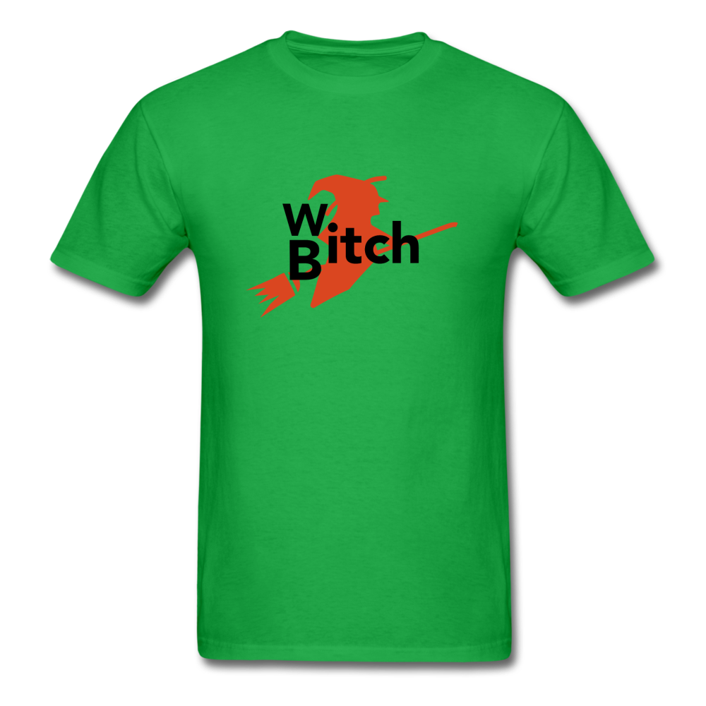 Witch Bitch Halloween T-shirt - BravoPapa Clothing