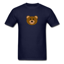 Load image into Gallery viewer, Cute Bear T-Shirt - navy