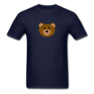 Cute Bear T-Shirt - navy