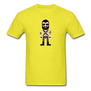 Daddy T-Shirt - yellow
