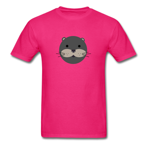 Otter Pride (New Colors and Sizes) - fuchsia