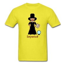 Load image into Gallery viewer, Seyoncé (Beyonce Inspired Halloween) T-Shirt - yellow