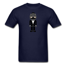 Load image into Gallery viewer, Formal Otter T-Shirt - navy