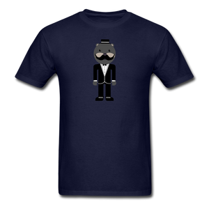Formal Otter T-Shirt - navy