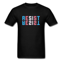 Load image into Gallery viewer, Resist T-Shirt - black