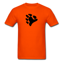 Load image into Gallery viewer, Bear Claw T-Shirt - orange