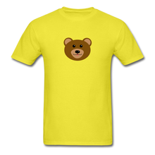 Load image into Gallery viewer, Cute Bear T-Shirt - yellow