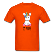 Load image into Gallery viewer, Lonely Unicorn Men's T-Shirt - orange