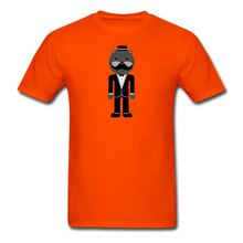 Load image into Gallery viewer, Formal Otter T-Shirt - orange