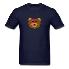Load image into Gallery viewer, Bowie Bear T-Shirt - navy