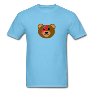 Bowie Bear T-Shirt - aquatic blue