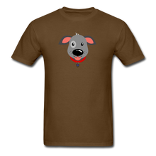 Load image into Gallery viewer, Puppy Power Pride T-Shirt - brown