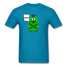 Load image into Gallery viewer, Flirty Alien T-Shirt - turquoise
